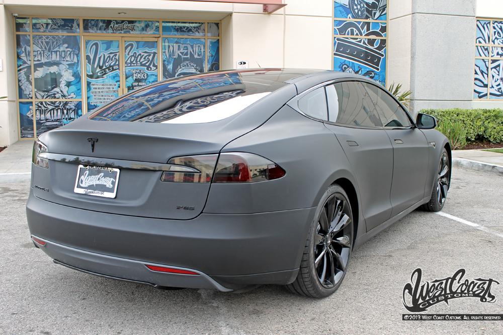 Tesla Model S 5 Wrapfolio