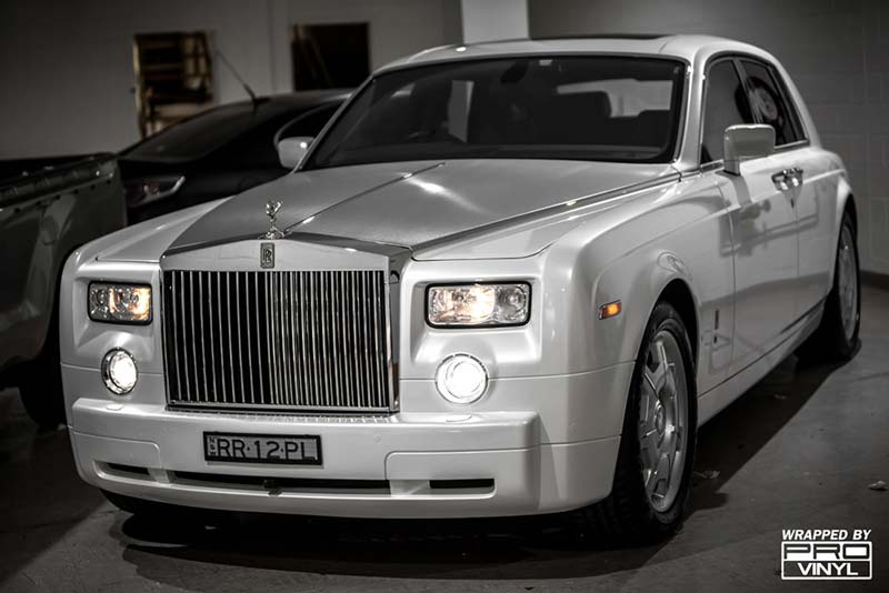 pearl white phantom