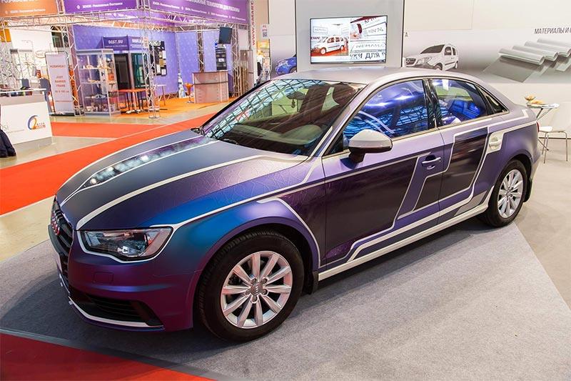 Kpmf Audi A4 Demo Wrapfolio
